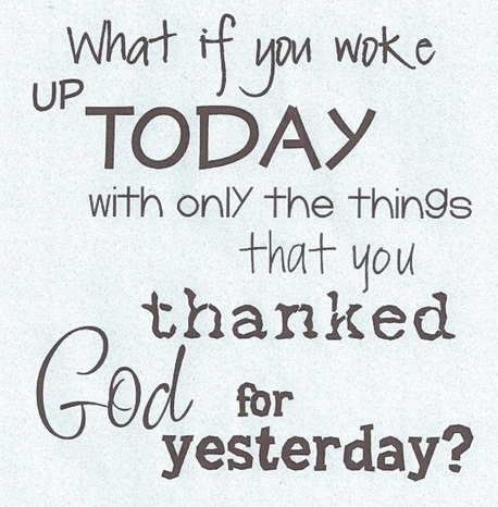 Thank Him Everyday